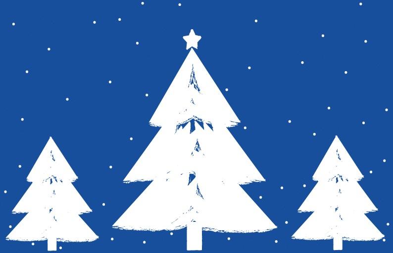 Wir wünschen ein besinnliches Weihnachtsfest