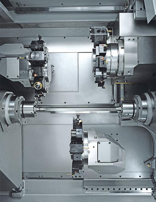 INDEX-C100_Drehautomat-Stangenlader
